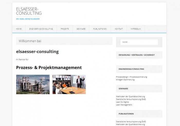 Elsässer Consulting